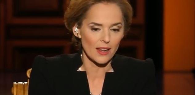 """Nadlidi. Paní Witowské stoupla sláva do hlavy opravdu rychle. Mediální expert strhal výkon moderátorky, která se posmívala hostovi, že je ve """"špatném klubu"""""""