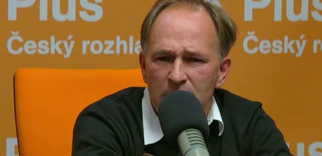 """""""Štěkají na nás."""" Wollner z ČT naříkal, jak to má těžké. Prozradil mnohé"""