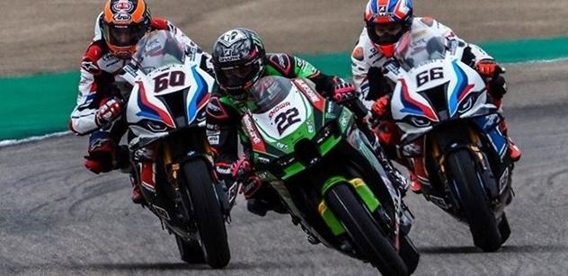 Mostecký autodrom zahájil prodej vstupenek na závodní víkend MS superbiků