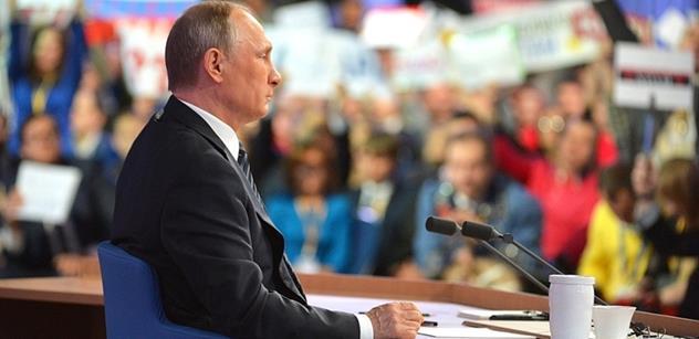 Vladimír Putin dnes nepotěšil ty, kteří mu předhazují, jaký je diktátor. Analytička Salminen rozebírá celý jeho výroční projev