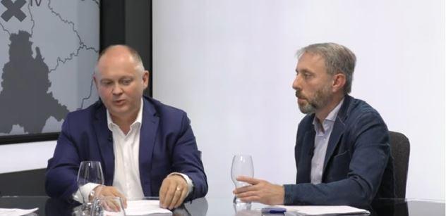 Vobořil z ODS vytočil Michala Haška: My jsme uchránili nemocnice před vašimi vládami. Nebýt toho, mohli jsme s virem dopadnout jako Itálie
