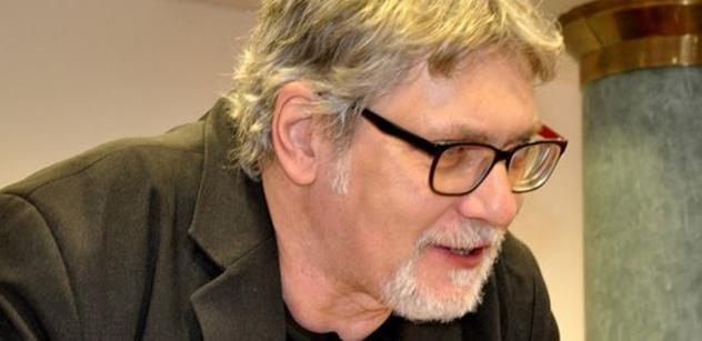 Petr Žantovský: Jak jsem potkal knihy – 149. díl. Manifest Nové pravice