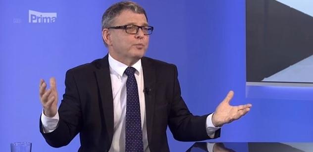 Ministr Zaorálek: Naléhal jsem na ministra Makeje
