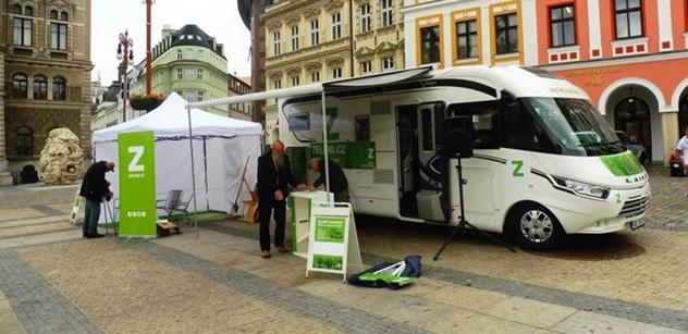 Jednička zelených na Liberecku chce zatočit s exekutory. Tady jsou její slova