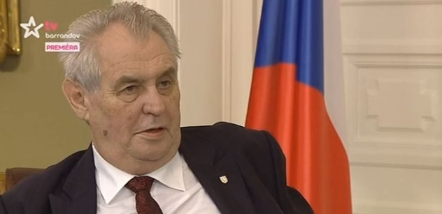 Tak to je drtivé: Miloš Zeman míří za výhrou ve volbách již v prvním kole