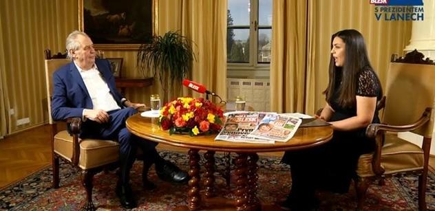 Ruská vakcína Sputnik a nový ministr Arenberger. Prezident Zeman prozradil souvislosti. Bude se zase křičet?