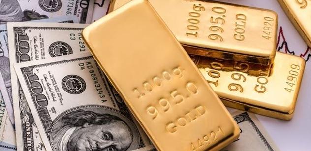 Které centrální banky letos nakupují zlato? Česko mezi nimi nehledejte