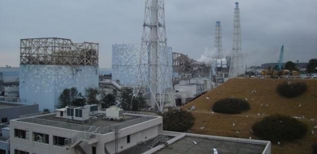 TENEX udělá novou koncepční studii pro jadernou elektrárnu Fukušima Dajiči