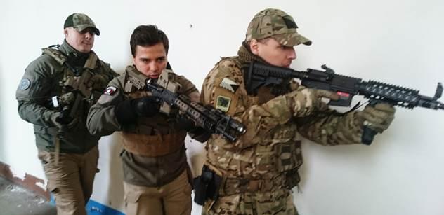 Katastrofa, kdybyste to viděli. Český bojovník o současnosti naší armády. A také o Kosovu a Jugoslávii, ale to je už vážně silné