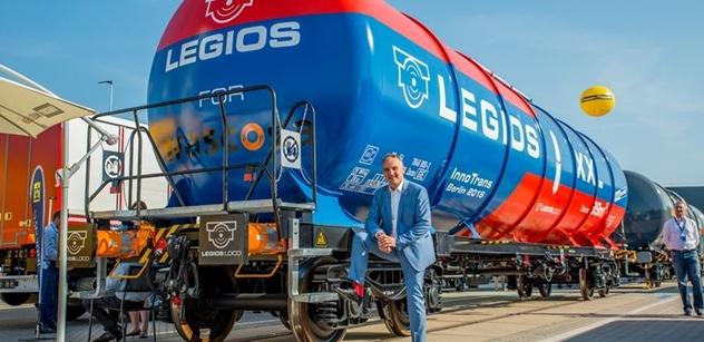 Rok 2018 byl ještě úspěšnější než rok 2017, říká ředitel společnosti Legios Loco Petr Vlček