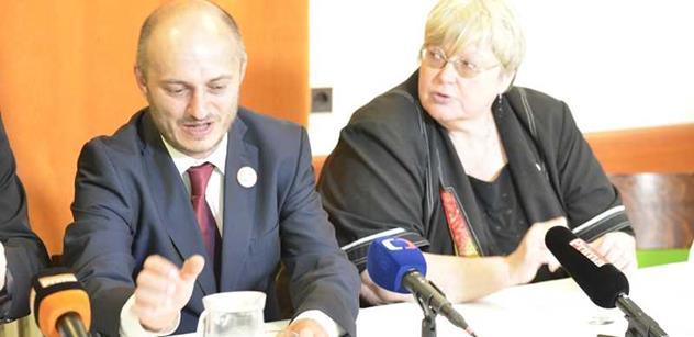 Martin Konvička: Solidaritu s uprchlíky... Kardinální důkaz nejdivočejších teorií