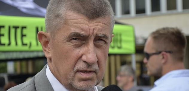 Premiér Babiš: Není pravda, že nám hrozí státní bankrot