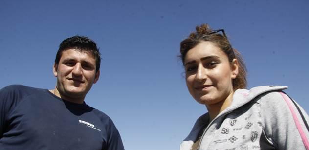 Noviny: Česko přijme 80 Syřanů z tureckých uprchlických táborů