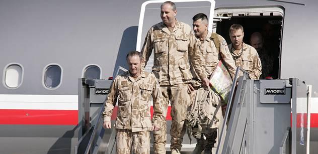 Vojáci na kábulské základně sportovali, aby podpořili chudé