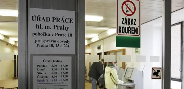 Nezaměstnaný Drábkovi: Raději nejít na úřad práce, než totální ponížení