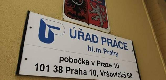 V Česku je nejvíc nezaměstnaných od roku 1933