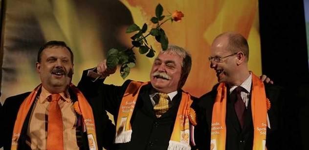 Senátor Krejča končí v ČSSD. Víme proč