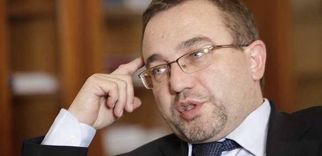 Ministr školství u Jana Krause: Když se naseru, tak se mnou nehnou