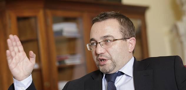 Ministr Dobeš se rozjel: Studenti parazitují na pracujících