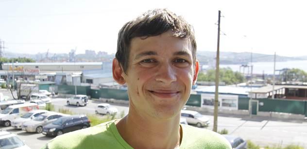 Čechoukrajinec se vydal stopem přes Rusko. A toto mu prý říkají místní kvůli válce