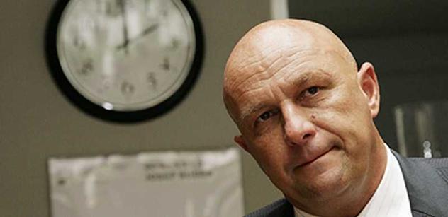 Exministr Julínek si může oddechnout: Policie odložila obvinění