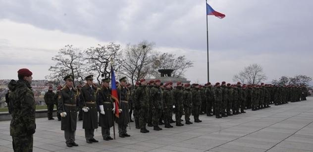 Přes 60 vojáků bylo oceněno za působení v zahraničních misích