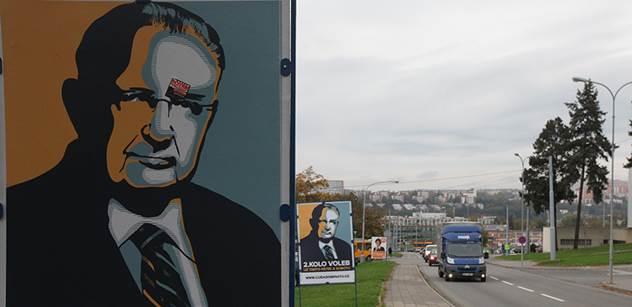 Stařičký Čuba jako Schwarzenberg, nářky poražené Gajdůškové, výživa telat. Volby mají ošklivou dohru