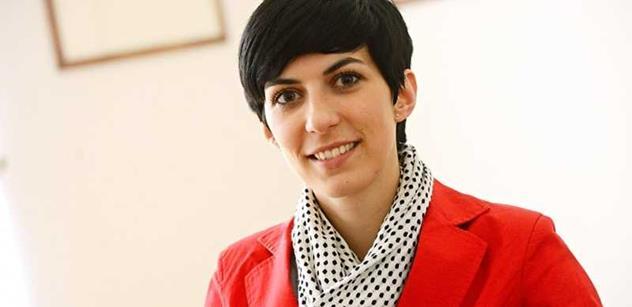 Pekarová Adamová (TOP 09): Budoucnost bude nemilosrdná, pokud nezačneme něco dělat