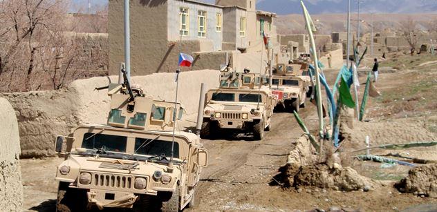 Česko má na 14.000 válečných veteránů. Z bojů na Balkánu i v Afghánistánu