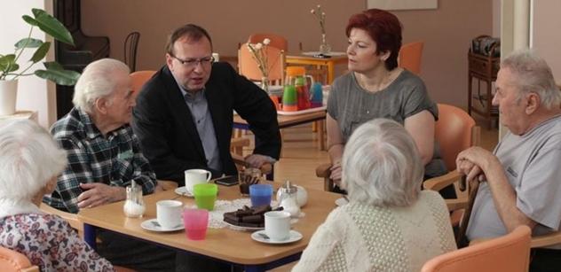 Petr Lachnit: Aktivizace je součástí soudobých trendů v péči o seniory