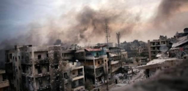 Tereza Spencerová: Východní Aleppo, Erdoganova noční můra