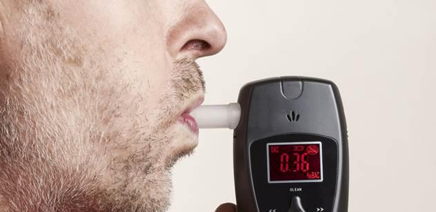Třetina testovaných alkoholtesterů je nespolehlivá