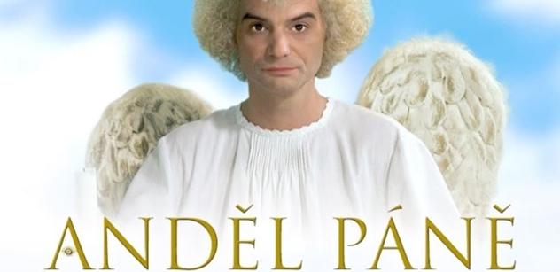 Anděl Páně pod palbou Zdeňka Šarapatky: Jiří Strach dostal zastání... To jsou slova