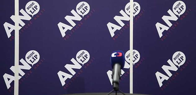 Žbánek (ANO): Jsme v Olomouci nejsilnější. A první, kdo jsou čistí jako lilie