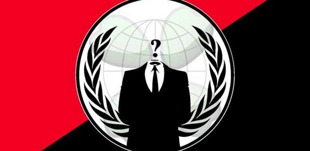 Hackeři Anonymous: Server Romea.cz jsme nenapadli. Líbí se nám