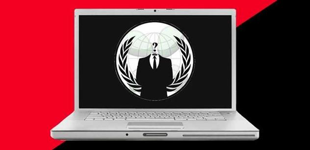 Čeští Anonymous odvrací hrozbu: Útok proti webu vlády nechystáme