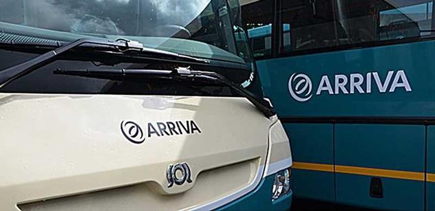 Arriva Morava modernizuje vozový park, autobusy mají nové firemní barvy