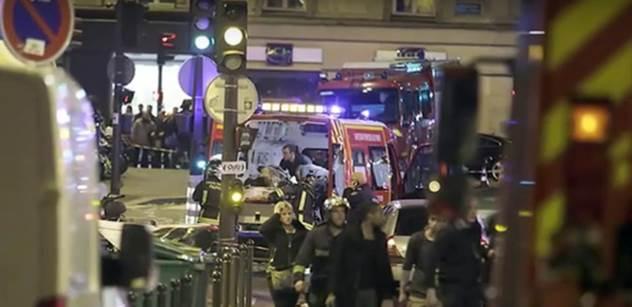 Nalezený pas na místě teroristického útoku v Paříži patřil uprchlíkovi, který do Evropy dorazil před měsícem