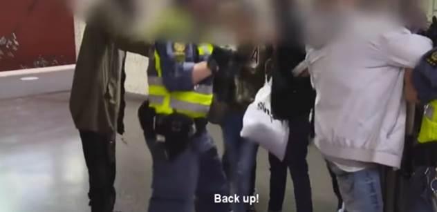 Svědectví z volebního Švédska: Hlavním tématem je kriminalita