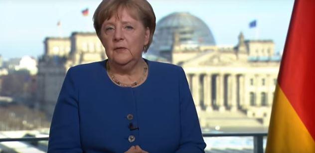 Covid: Česko, ostuda Evropy? Německu hrozí 20 tisíc nakažených denně, varuje Merkelová