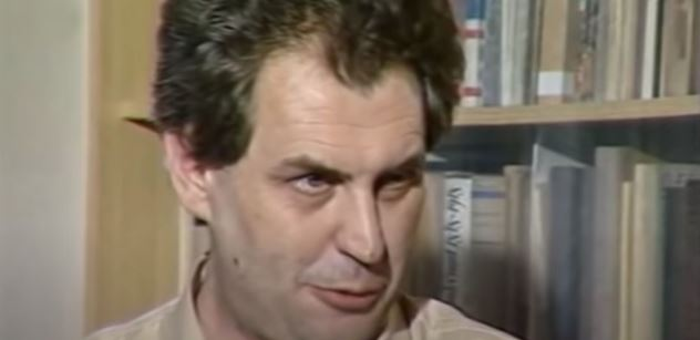 Obsluhoval jsem Miloše Zemana. V 90. letech. Dodnes vidím ten tác, dodnes nechápu, jak udělal, co udělal. Rekordman!