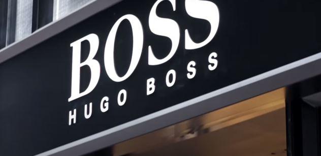 Hugo Boss, bývalý krejčí SS i wehrmachtu, to má nahnuté