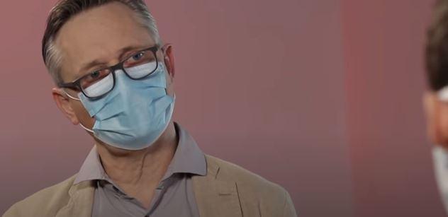 Český vědec: Virus nezastavíte. Opatření nepomohou. Flegr nemá pravdu. Kdo covid prodělá, už se ho pak netýká