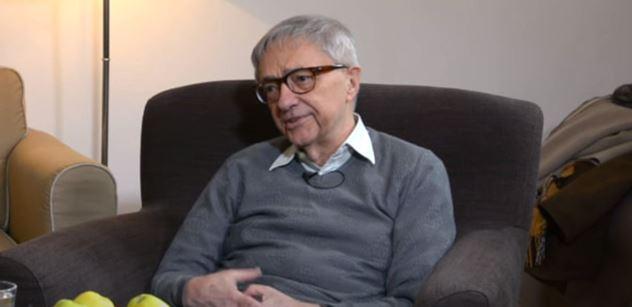 Český herec, 84 let: Covid? Hrajou si s námi. Je to celé jinak