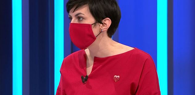 """Pekarová radí lidem, aby volili """"nejmenší zlo"""": Kdo volí Šlachtu, ten volí Babiše. Ať se s Okamurou chytnou za ruku a jdou najít migranta"""
