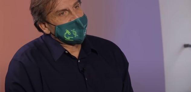 Imunolog: Britské mutace je tu mnohem více, než se tvrdí. Někde možná i přes polovinu nakažených