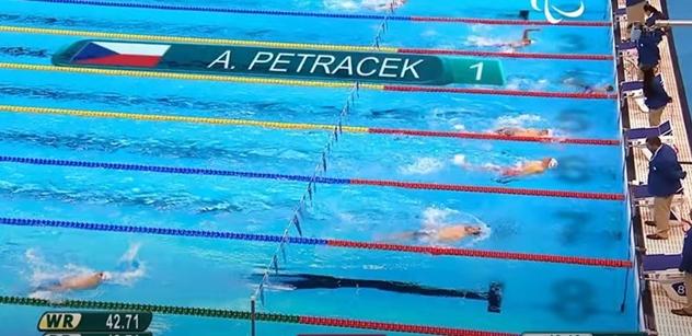 Plavci se budou připravovat na paralympiádu v Budějovicích. Nechybí zlatý Petráček