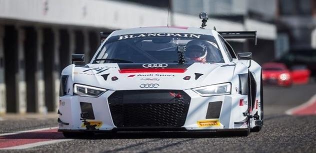 Autodrom Most: Jízdy pro majitele vozů Audi jsou téměř obsazeny, zbývají poslední místa