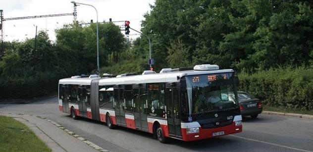 Petice za zavedení nové autobusové linky v Praze