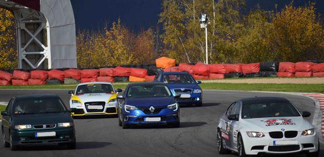 Autodrom zahájí novou sezonu nedělní autoshow sbohatým programem
